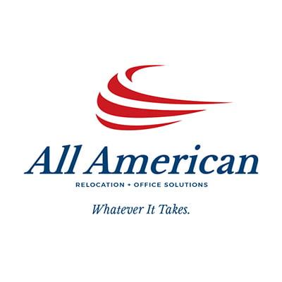 All American Relocation logo