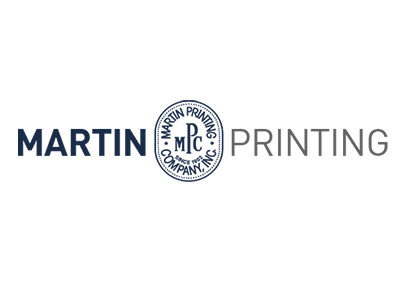 Martin Printing logo