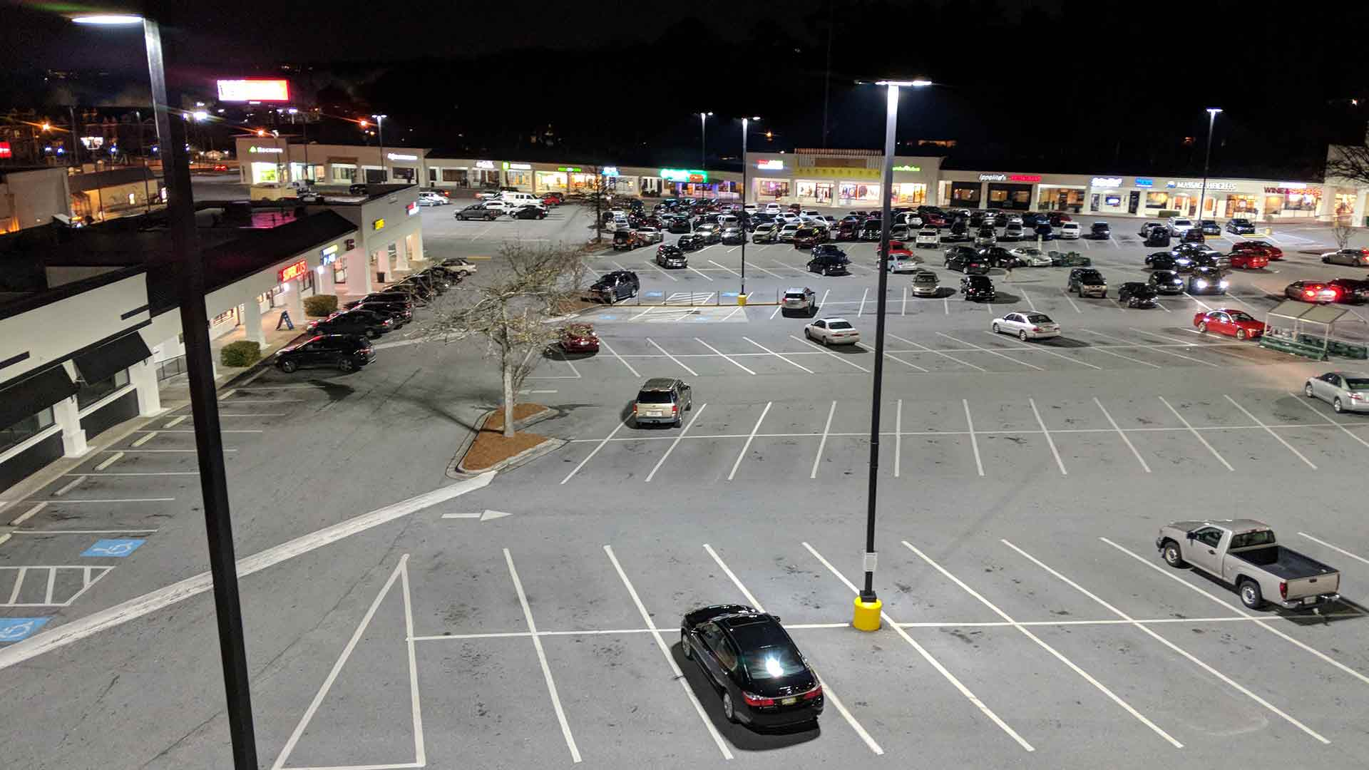 Parking and Area Lighting